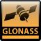 Модуль ГЛОНАСС с предустановленой базой координат стационароных радаров и возможностью обновления